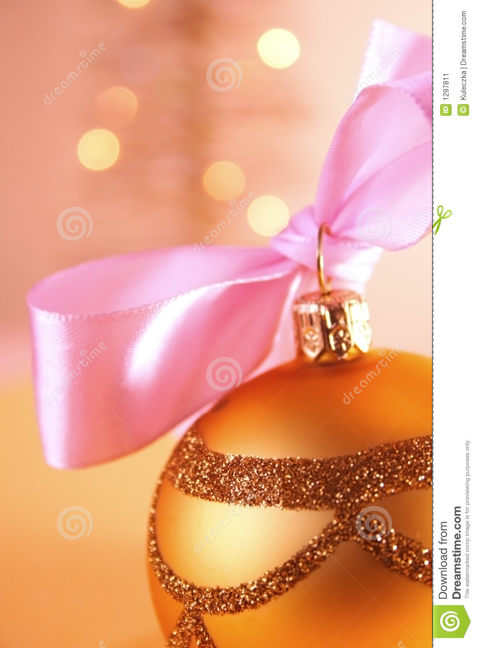 Download Christmas balls stock image. Image of decoration, atmosphere - 1297811