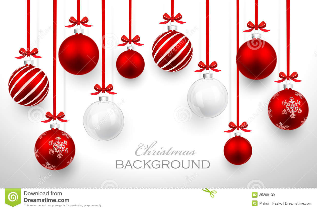 Christmas Balls Royalty Free Stock Images - Image: 35209139