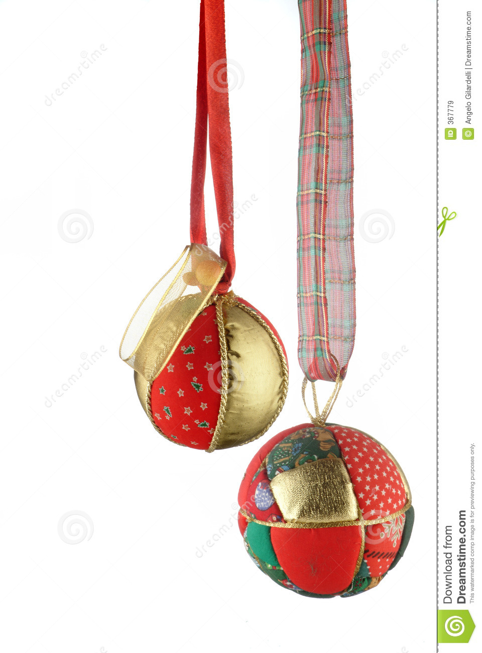Christmas balls vertical photo royalty free stock images