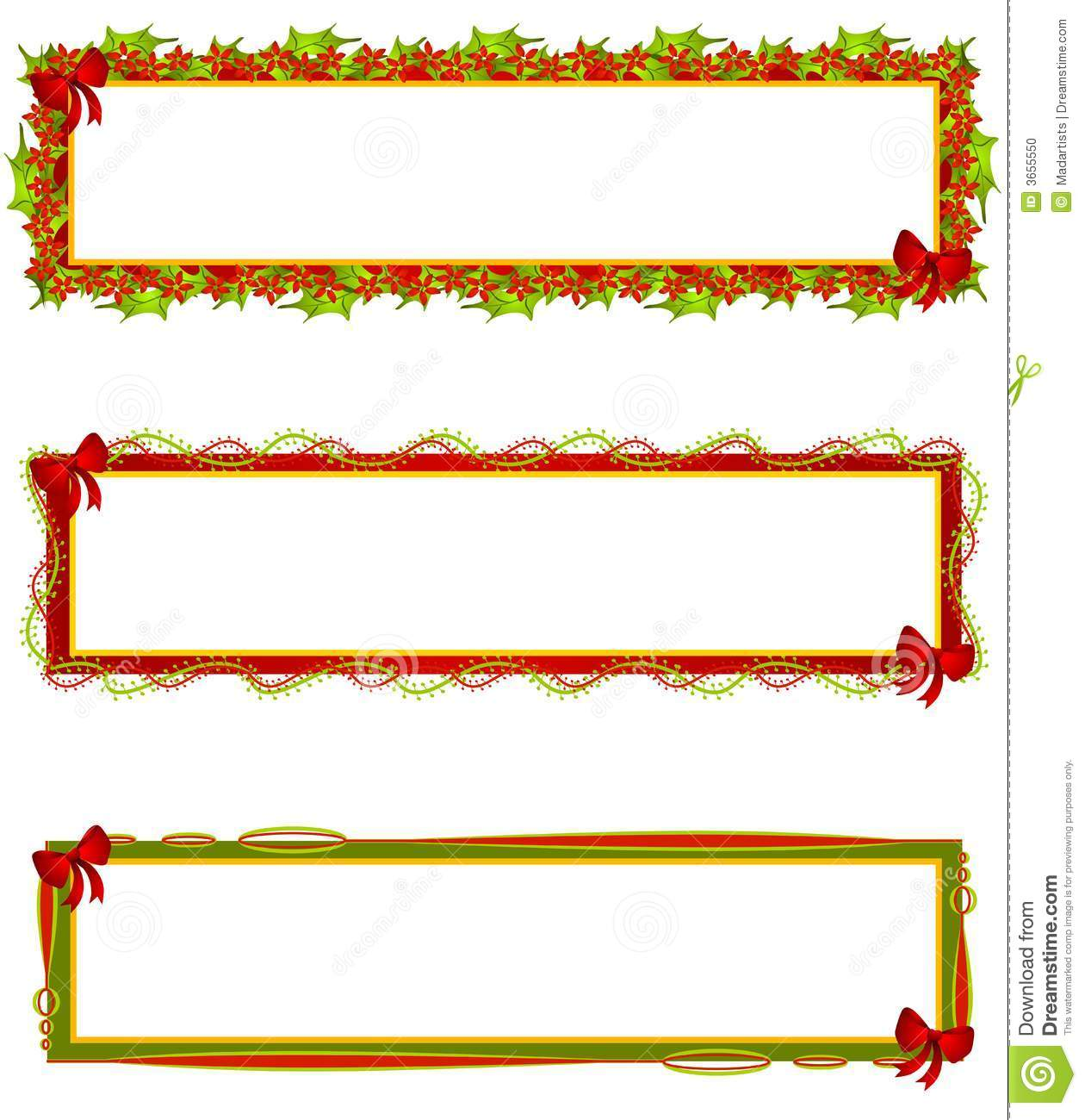 christmas banners logos labels stock illustration illustration of