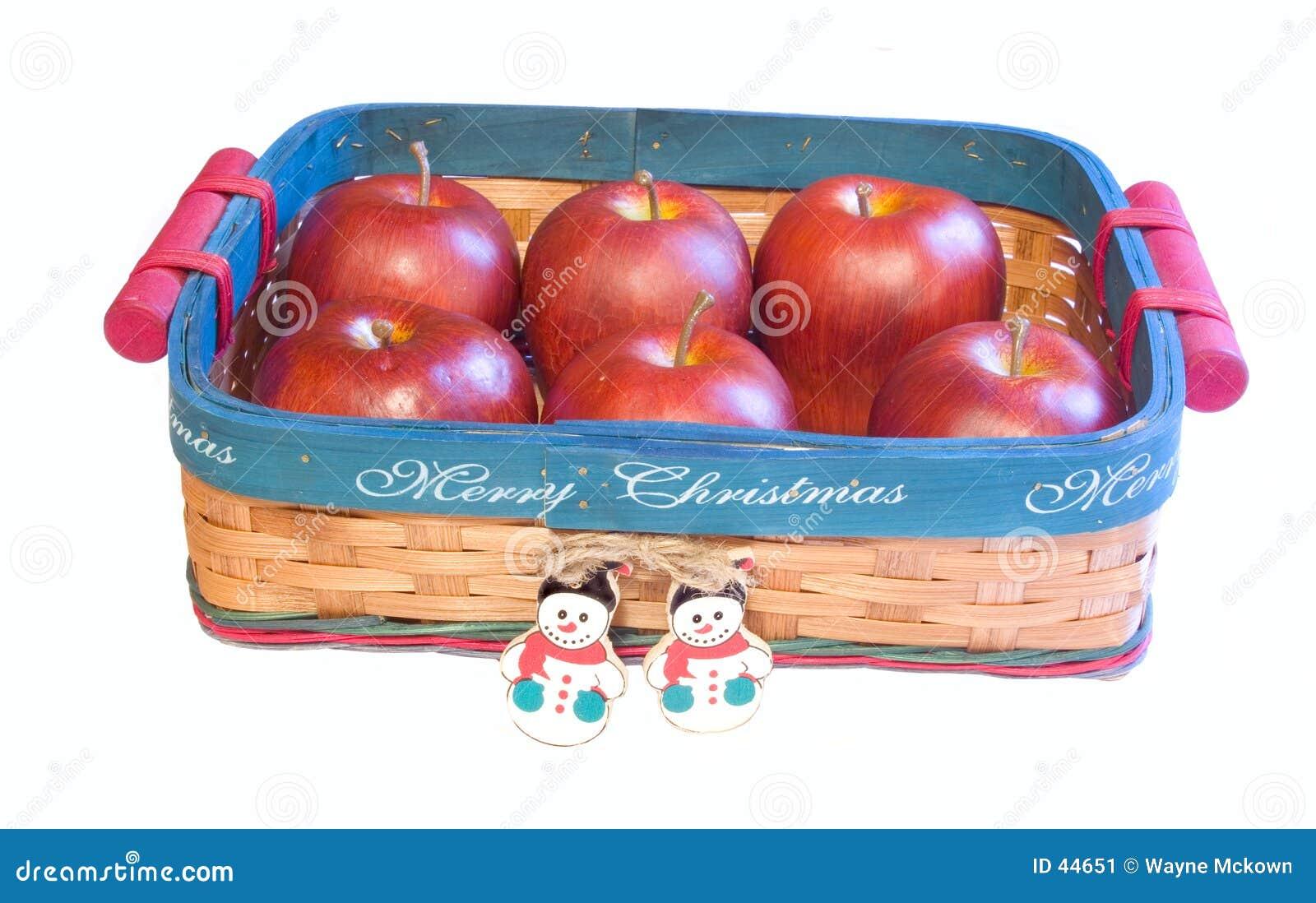 Christmas Basket.