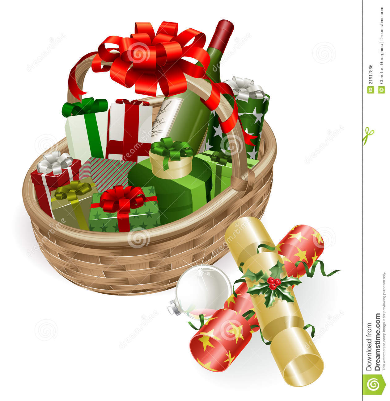 12+ Gift Basket Clipart - Preview : Gift Basket T Bas | HDClipartAll