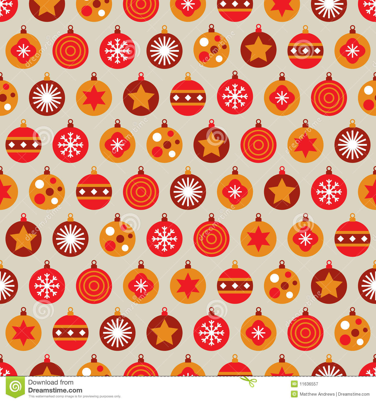 Christmas Bauble Background Royalty Free Stock Photography - Image ...