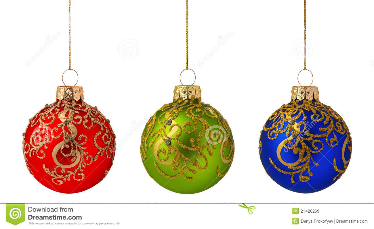 Christmas bauble...Xmas Gift Clipart