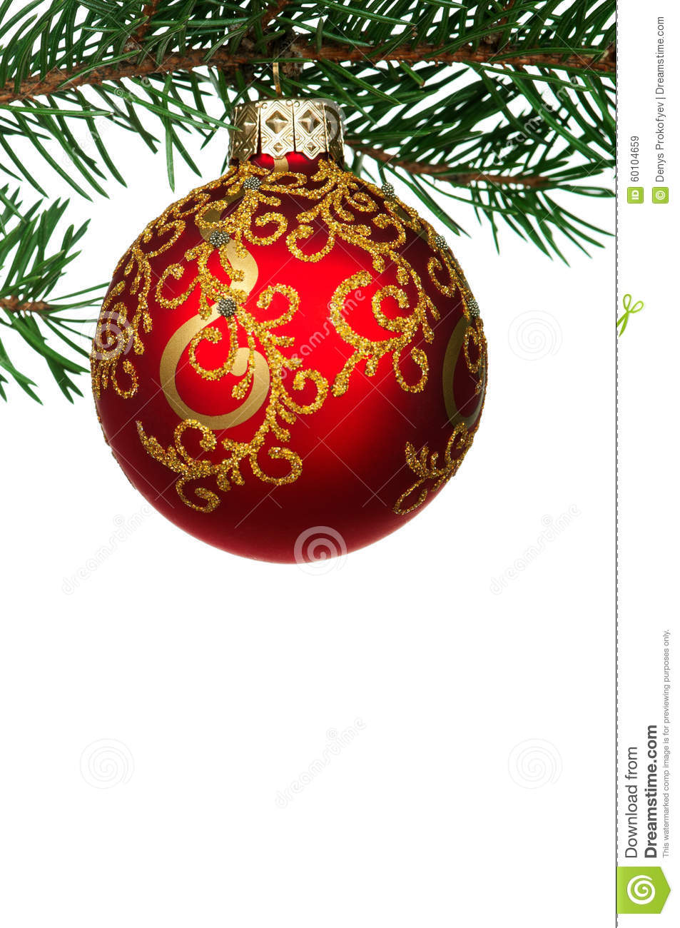 Christmas baubles stock photo image 60104659 for White christmas baubles