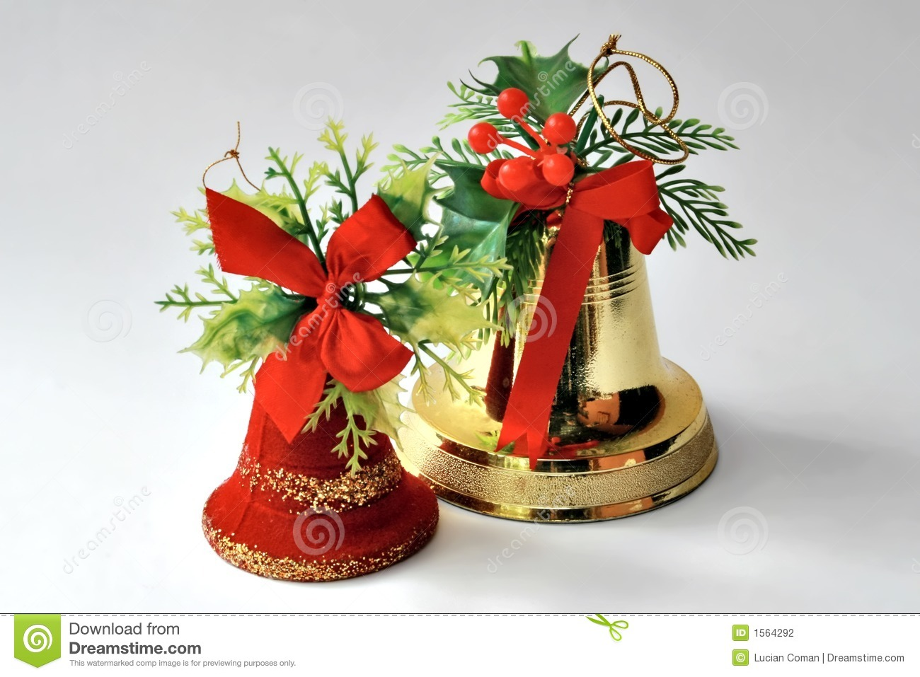 Christmas decorations bells ideas decorating