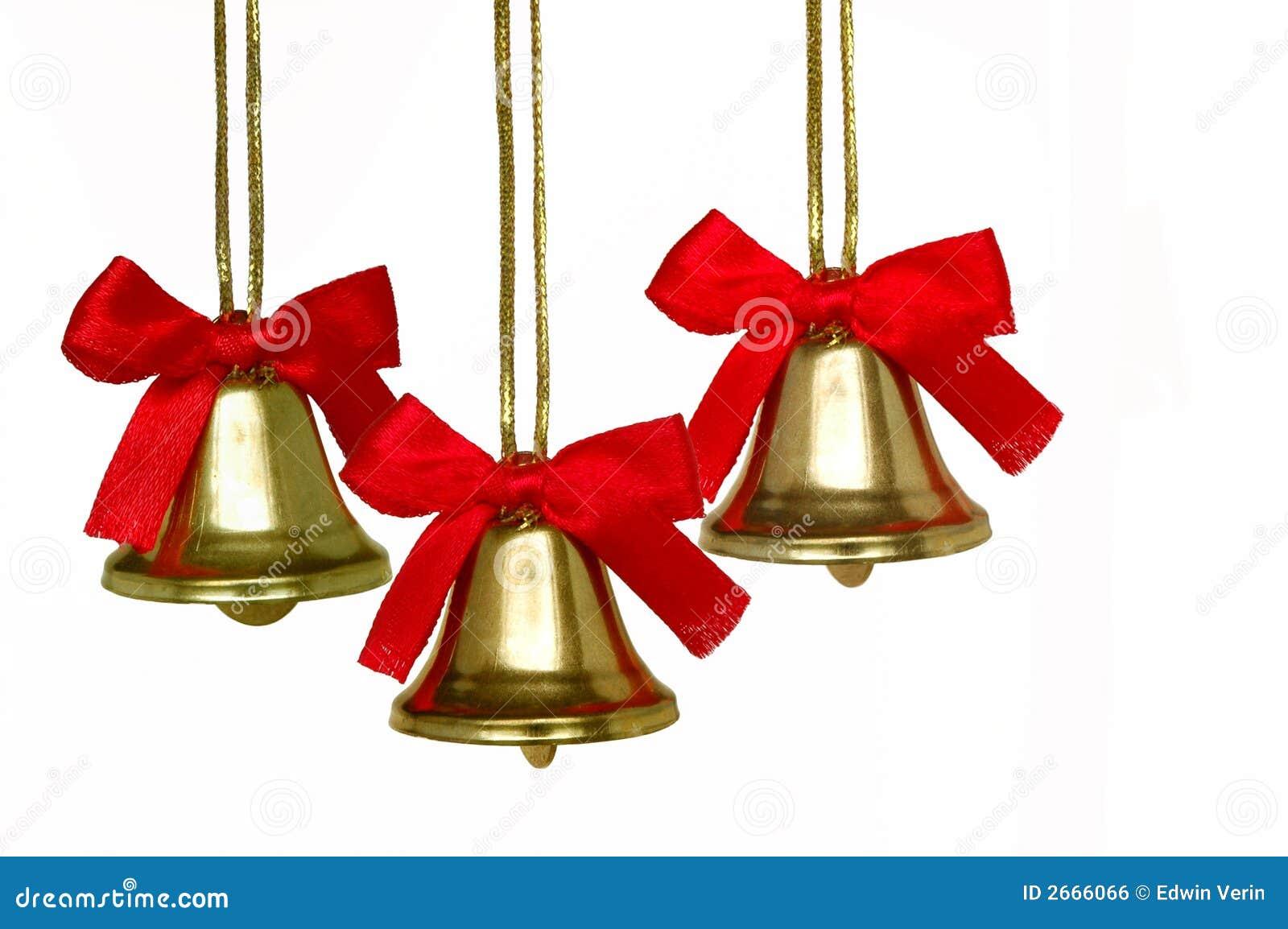Bell christmas ornament - Christmas Bells