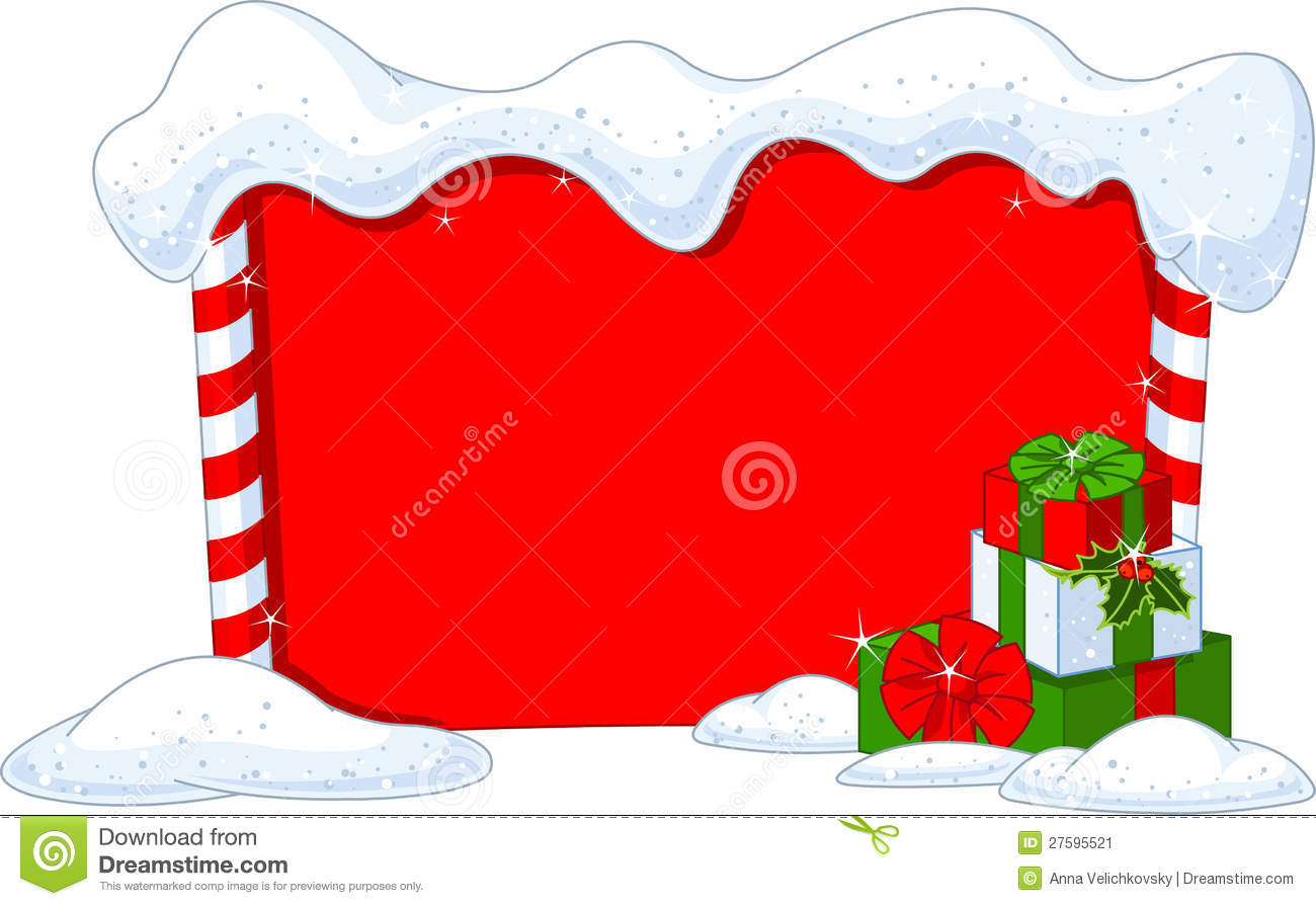 merry christmas background clip art