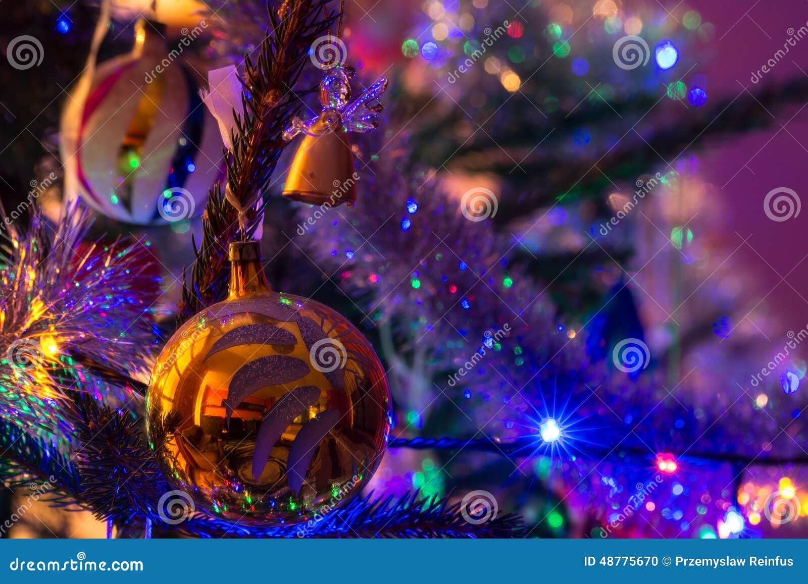 Christmas Bomb Stock Photo - Image: 48775670