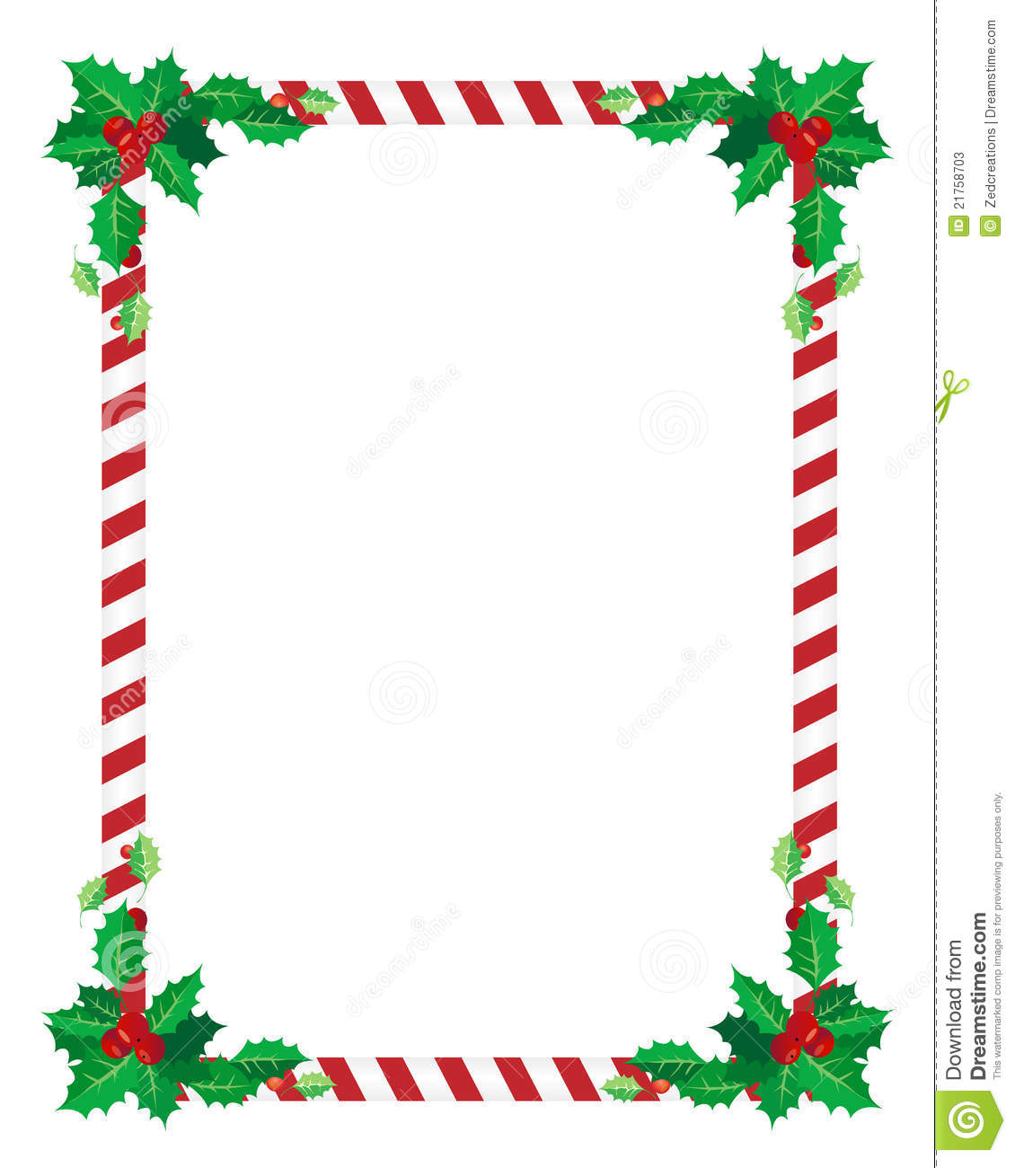 More similar stock images of ` Christmas border `
