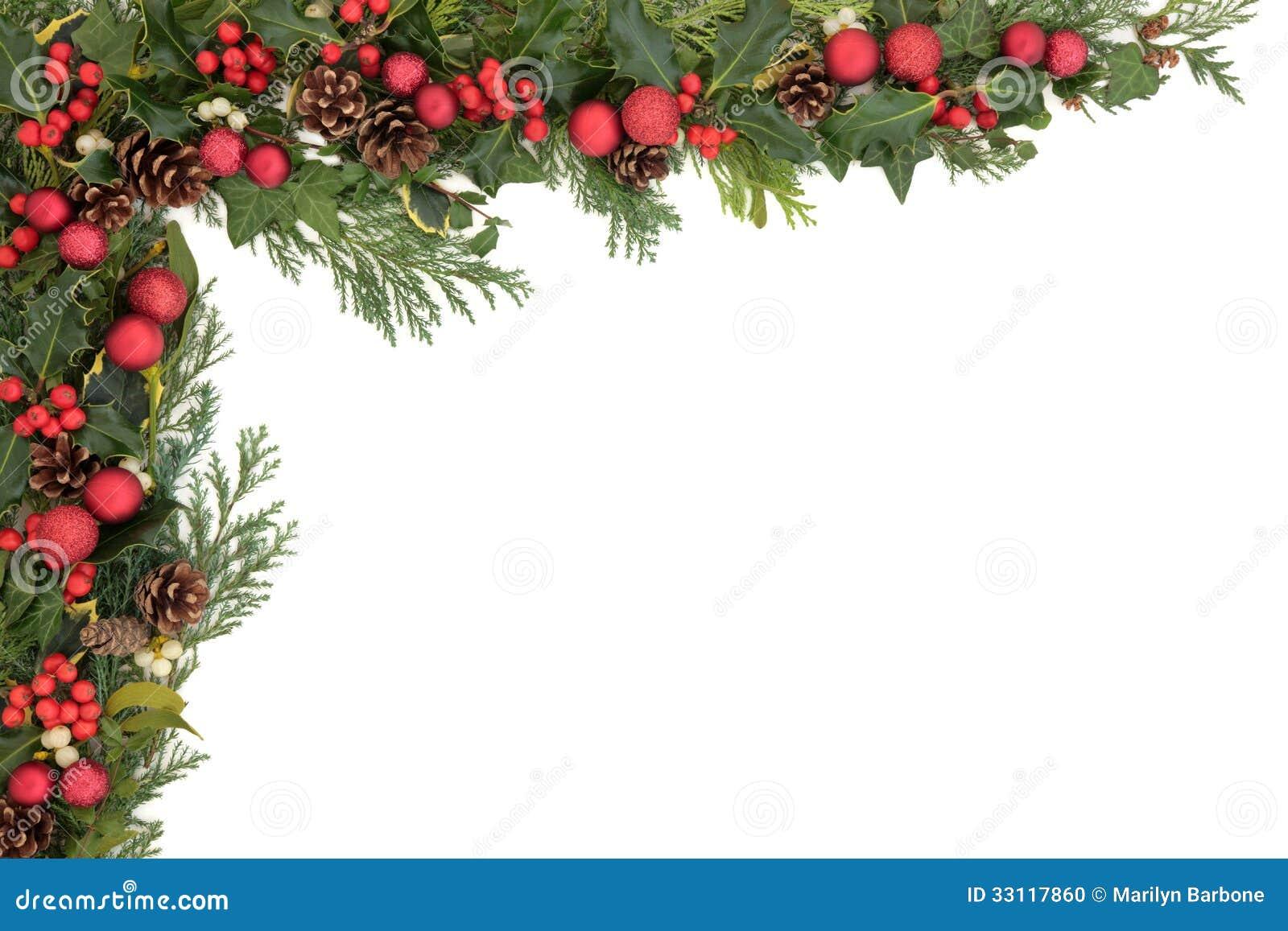 Christmas Holly Border Free Clip Art Christmas border