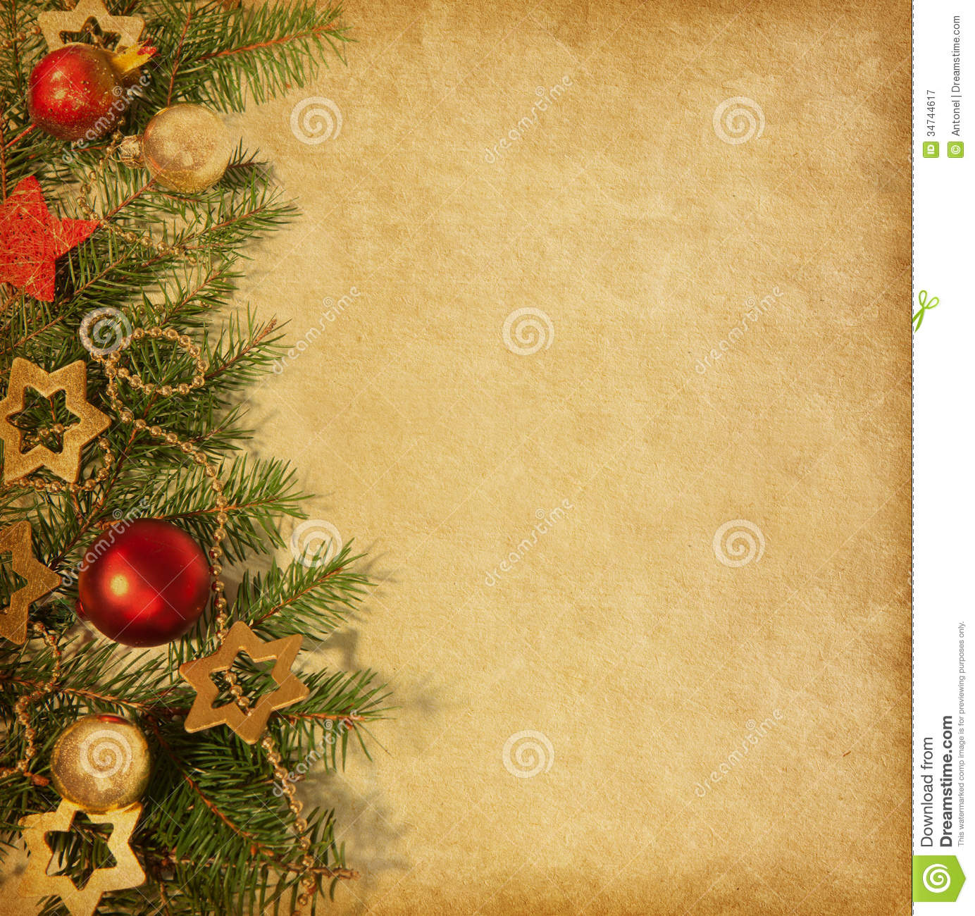 photograph regarding Free Printable Backgrounds for Paper identify Xmas border. inventory impression. Graphic of product, website page