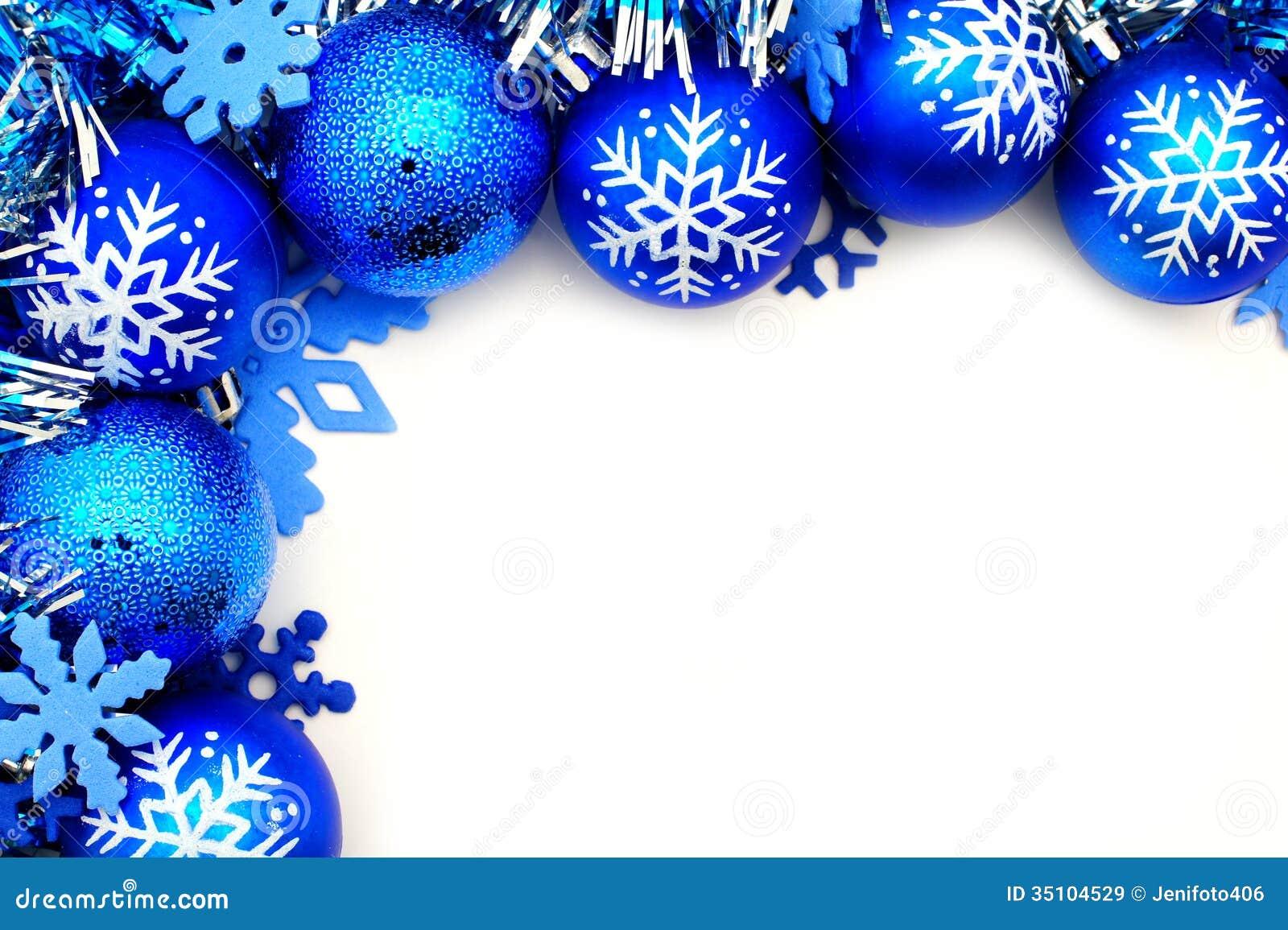 Colorful Christmas Corner Border Background Stock Photo - Image ...