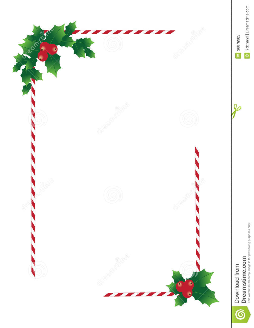 The gallery for --> Christmas Bells Corner Border