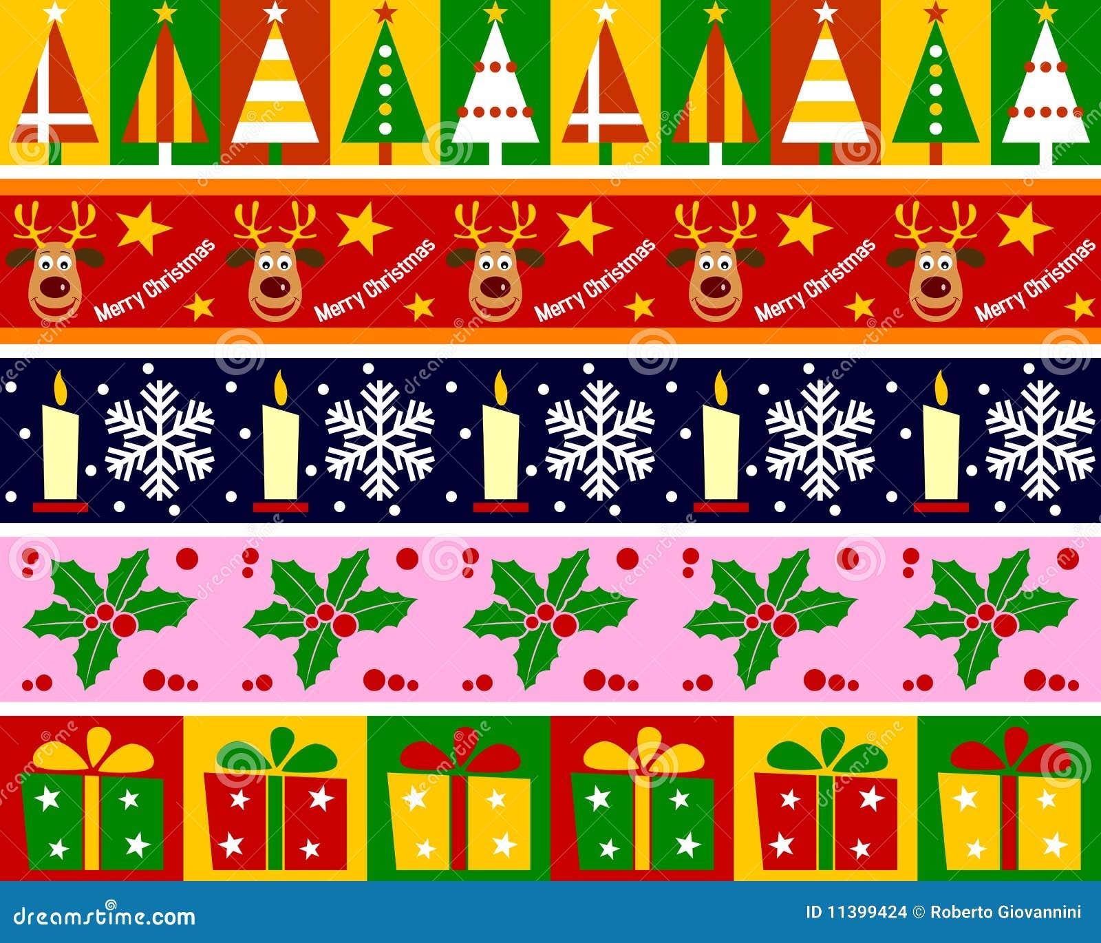 Christmas Borders Set [1]