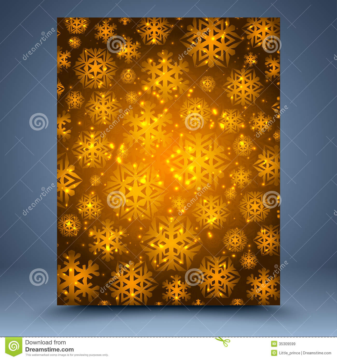Christmas Brown Abstract Background Royalty Free Stock ...