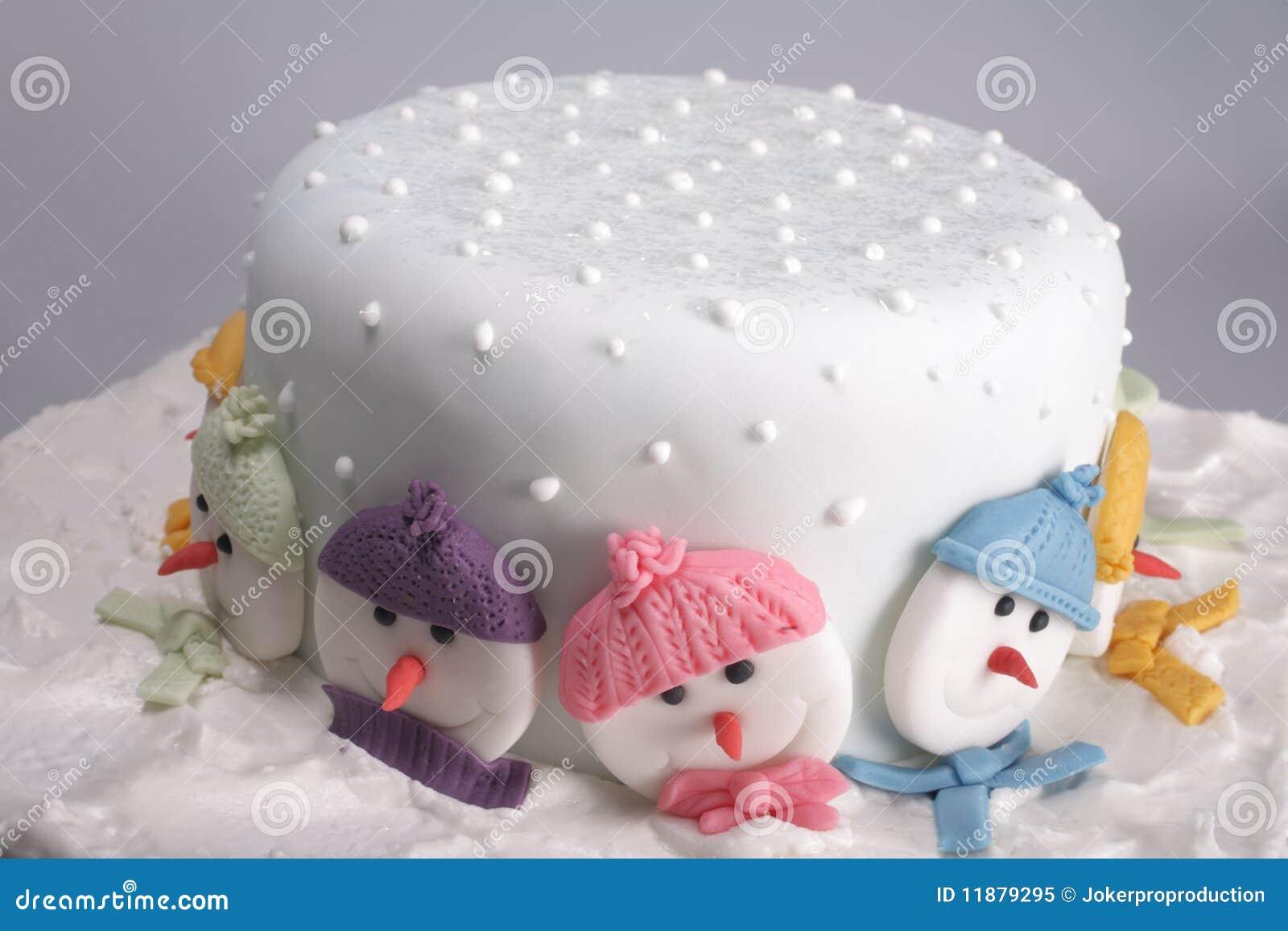 Design A Cake Christmas Opening Times : Christmas cake stock image. Image of december, seasonal ...