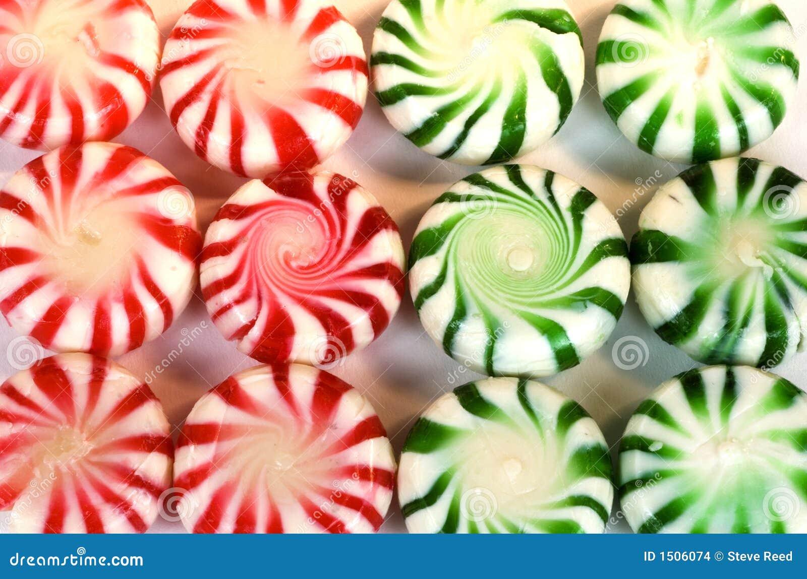 Christmas candies stock images image 1506074 - Caramelos de navidad ...