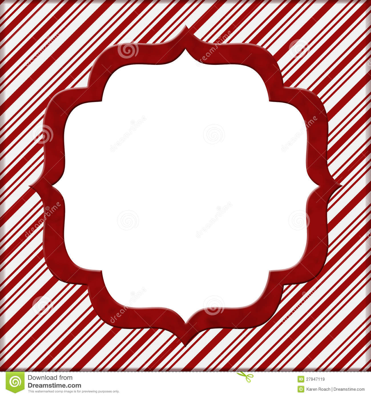 Christmas Candy Cane Striped Background Royalty Free Stock Images ...