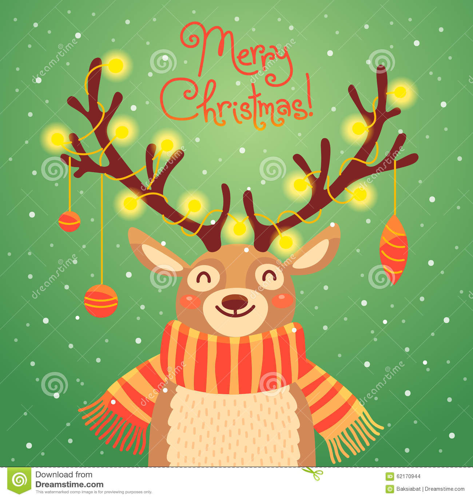 Cute cartoon christmas santa - photo#36