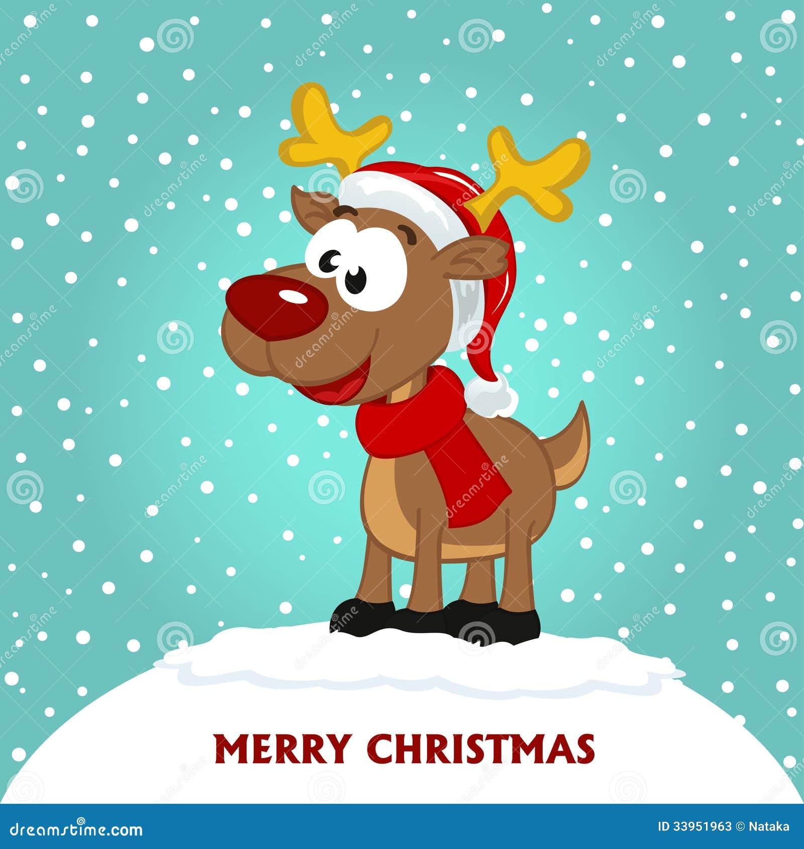 Deer Christmas Decorations
