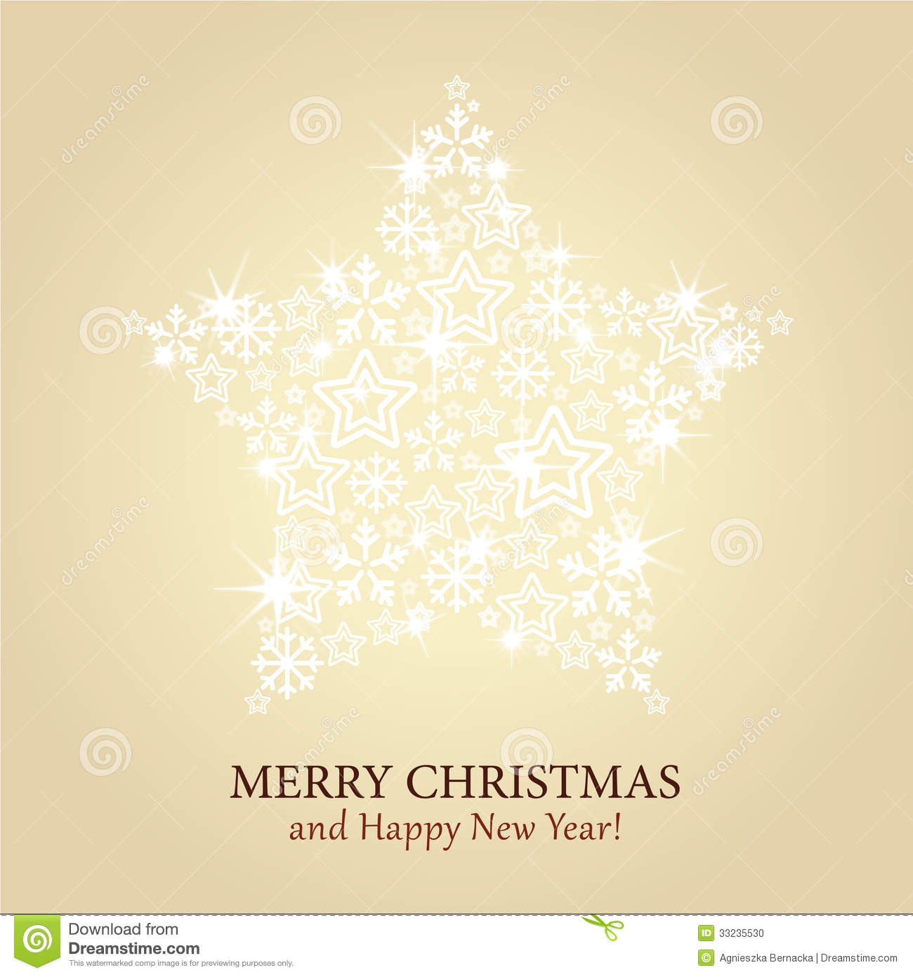 Christmas card gold background with sparkling star stock christmas card gold background with sparkling star kristyandbryce Images