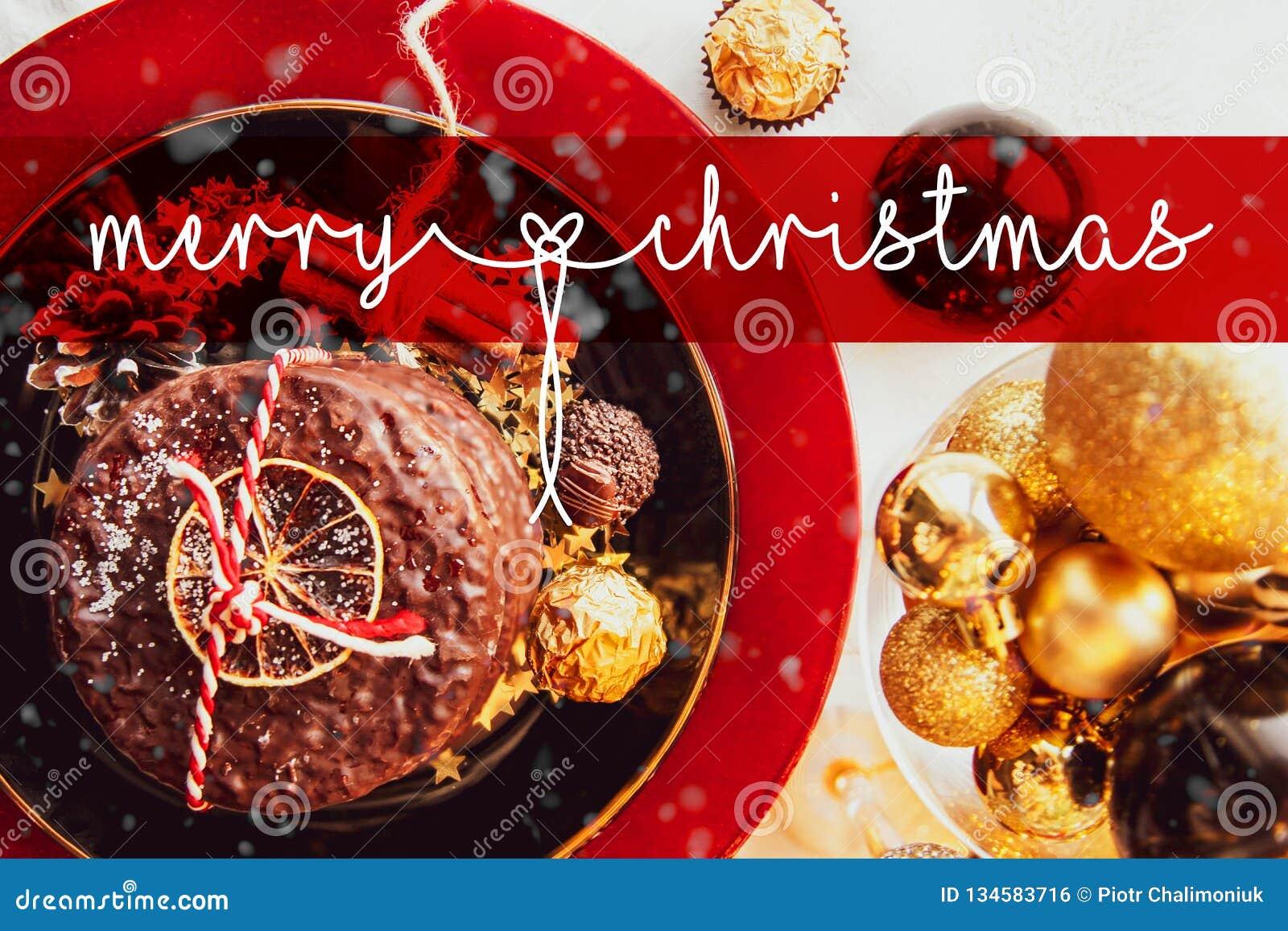 England Christmas Snow.Christmas Card Merry Christmas English England Table