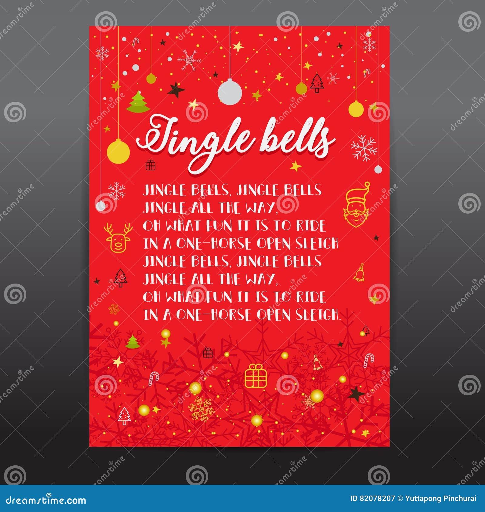 Christmas Card Templates. Christmas Posters Set. Vector Illustration ...