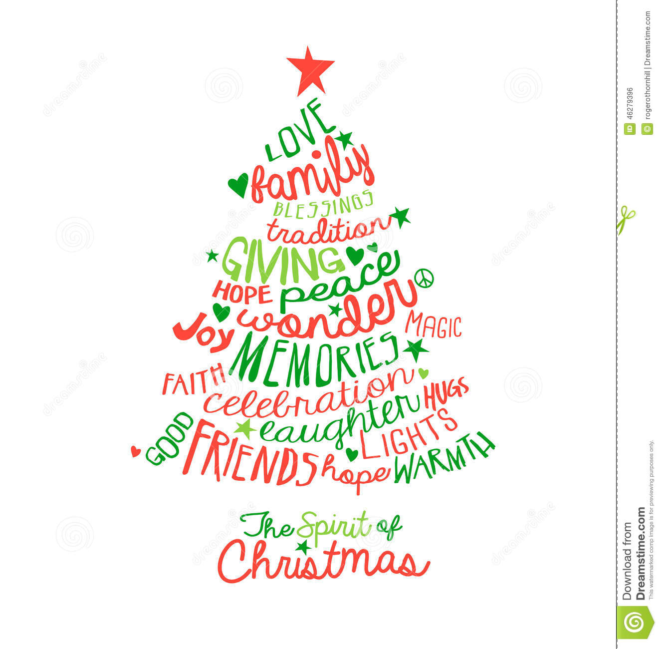 Wonderful Christmas Card Word Cloud Tree Design Intended Christmas Card Templates For Word