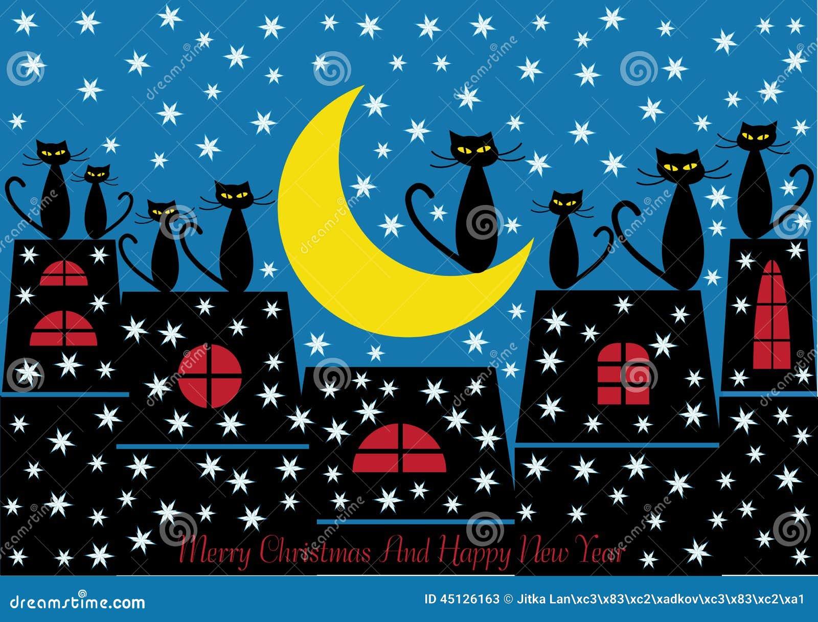 christmas cat houses