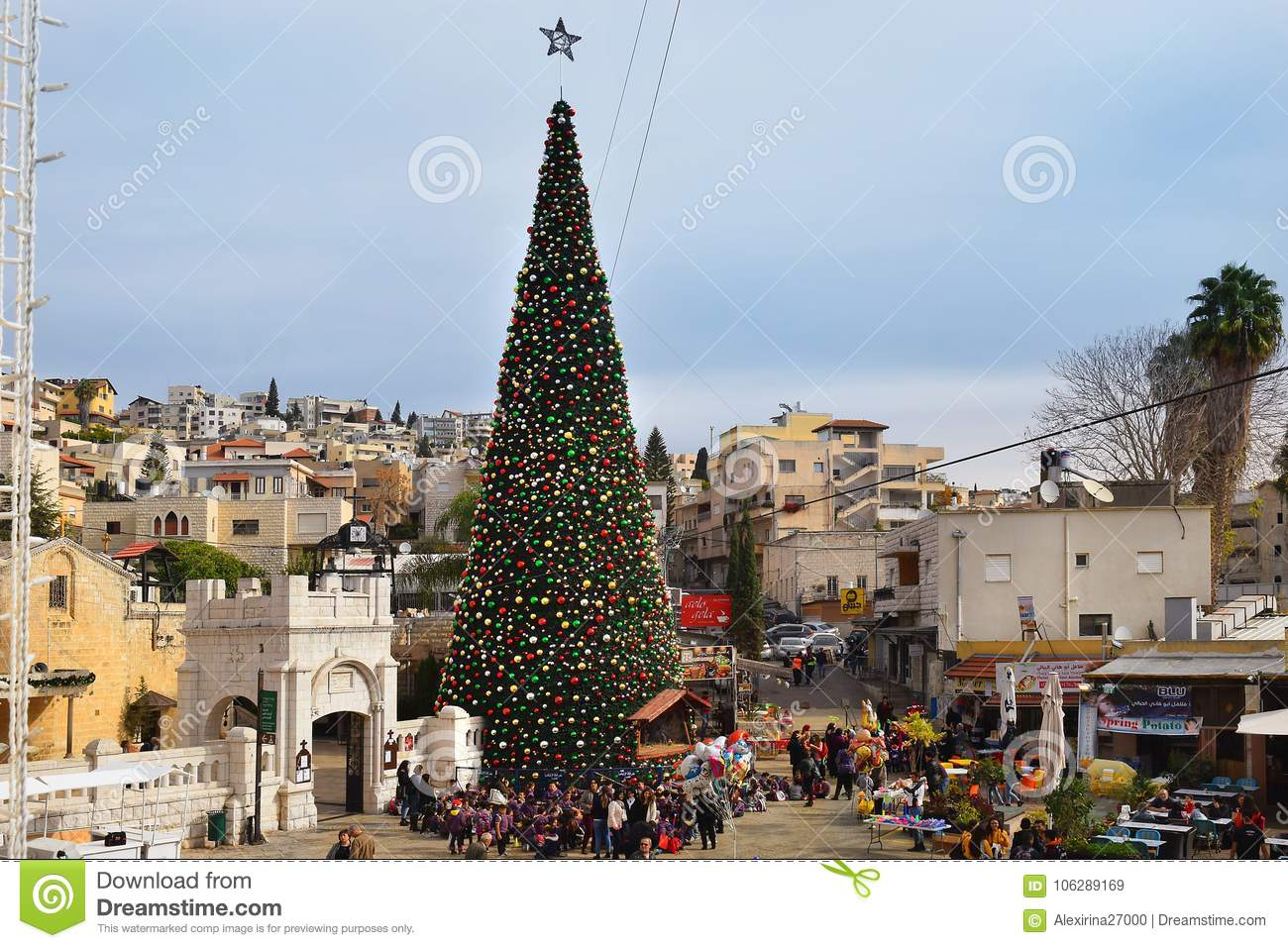 christmas celebration in nazareth israel - When Is Greek Orthodox Christmas