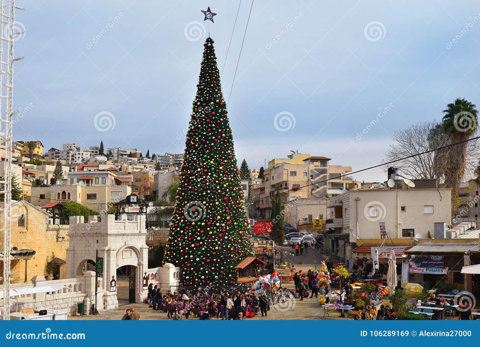 christmas celebration in nazareth israel - When Is Greek Orthodox Christmas