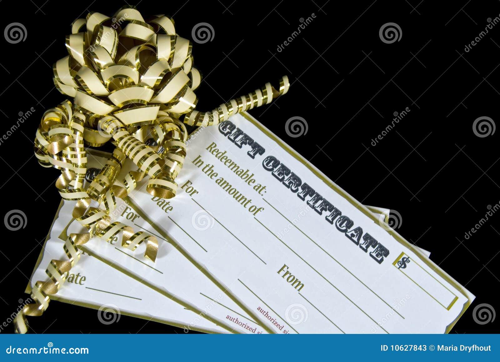 christmas certificates stock photos image  christmas certificates