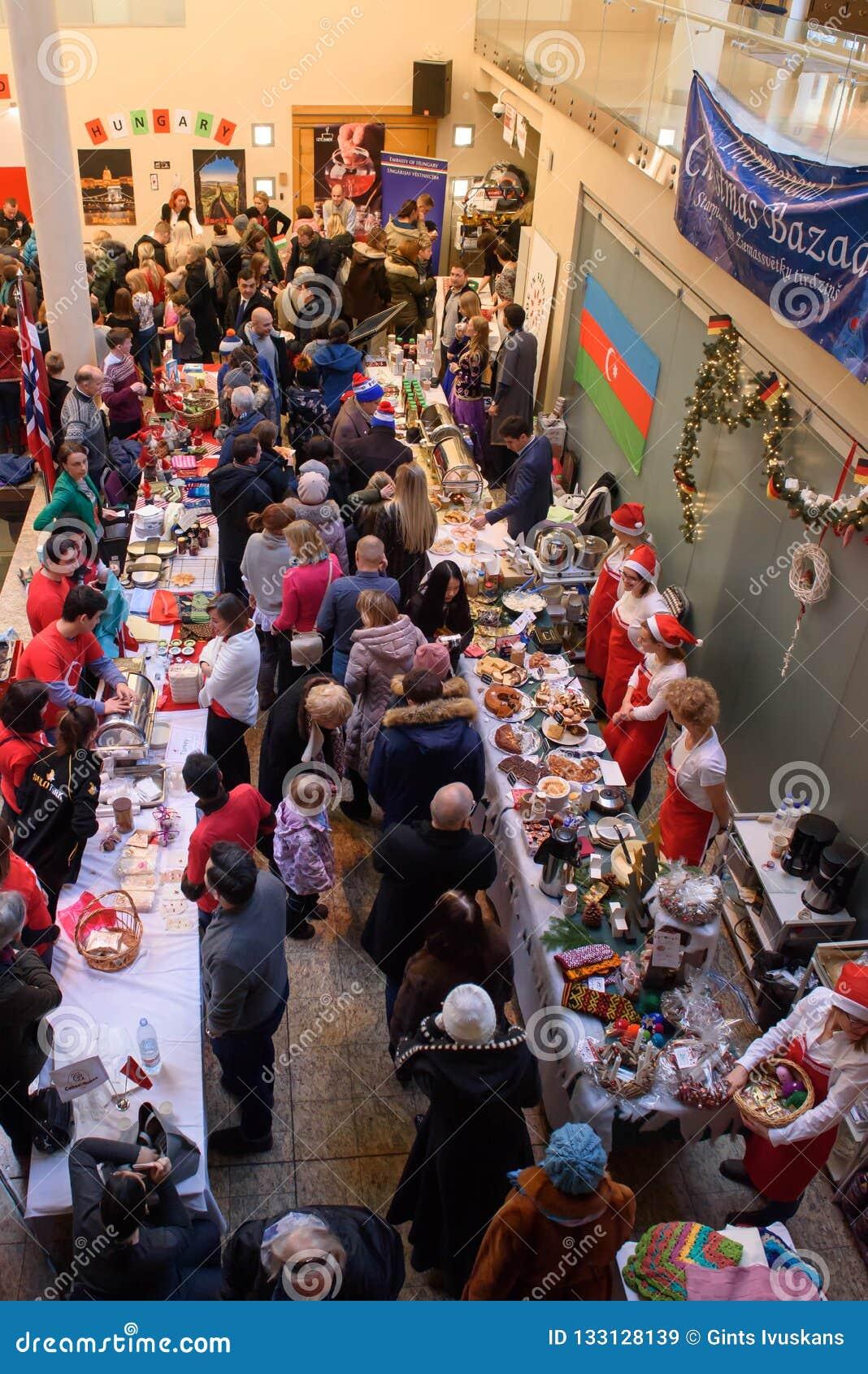 Christmas Bazaar Near Me.Christmas Charity Bazaar Organised By The International