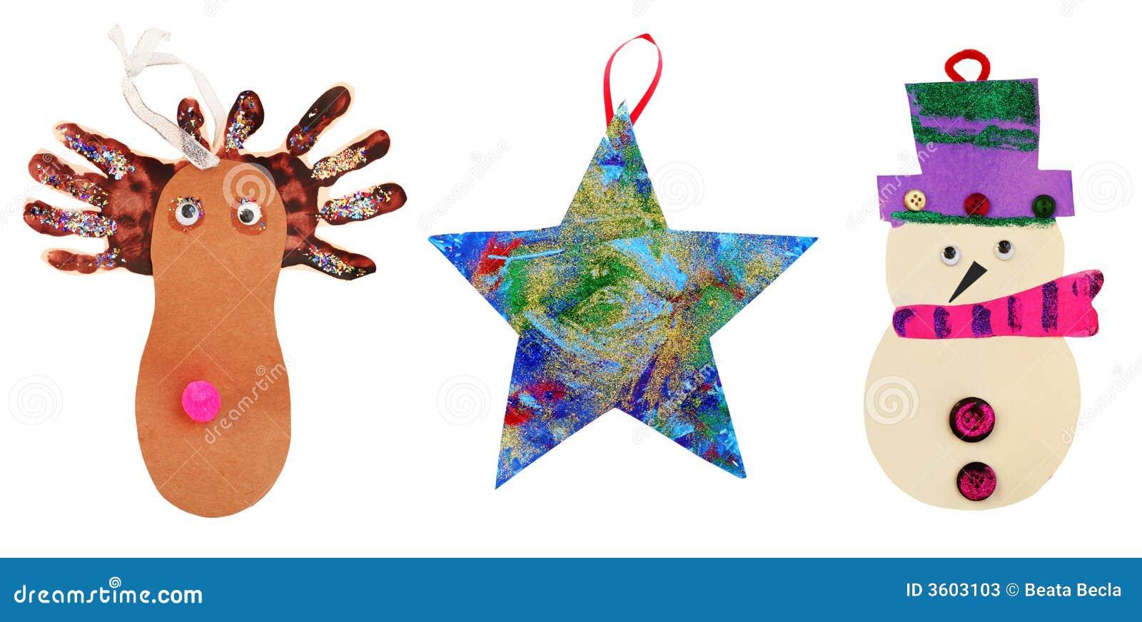 Christmas child art