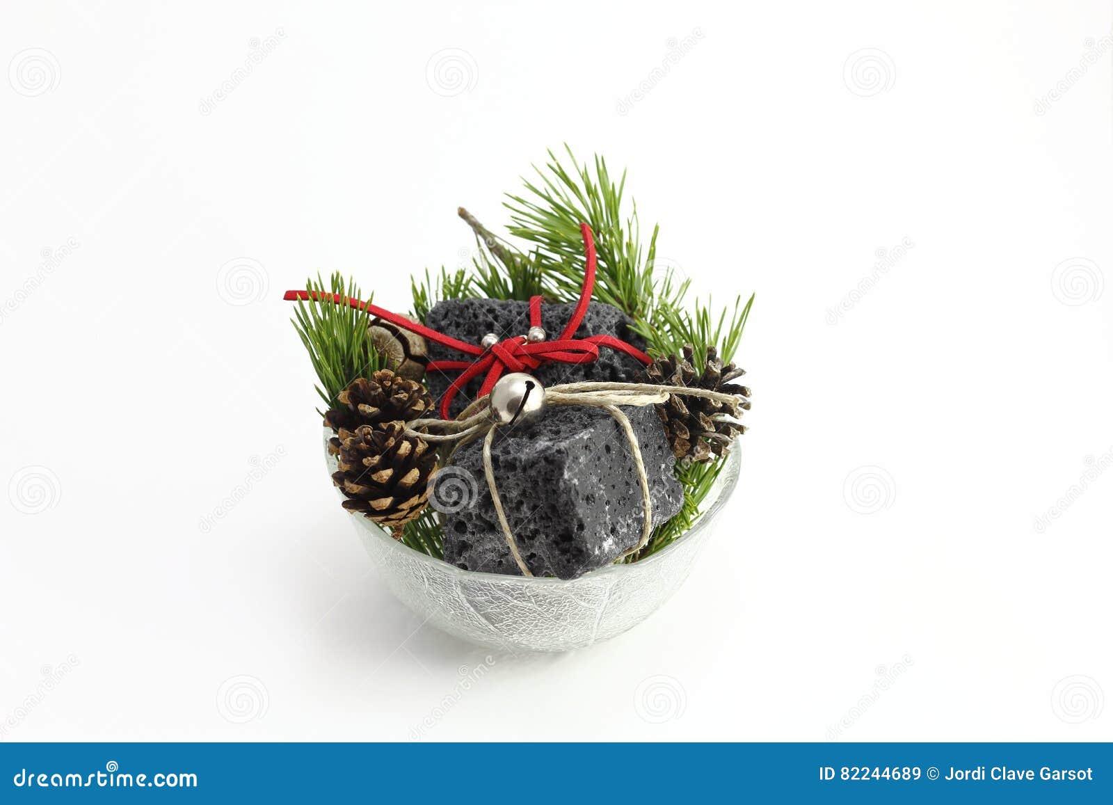 Christmas coal stock image. Image of carbon, food, gift - 82244689