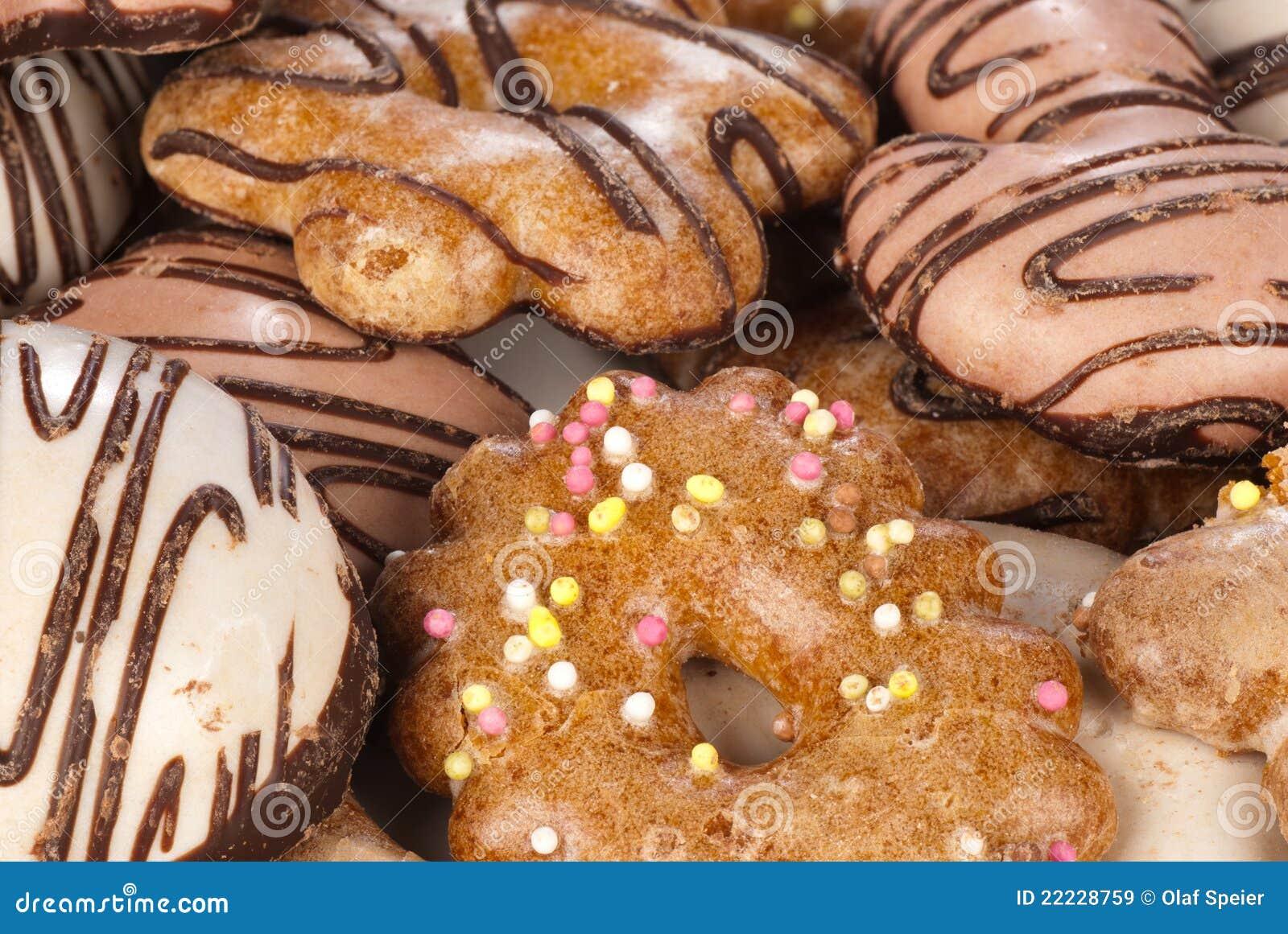 Christmas Cookies Stock Image Image Of Horizontal Frame 22228759