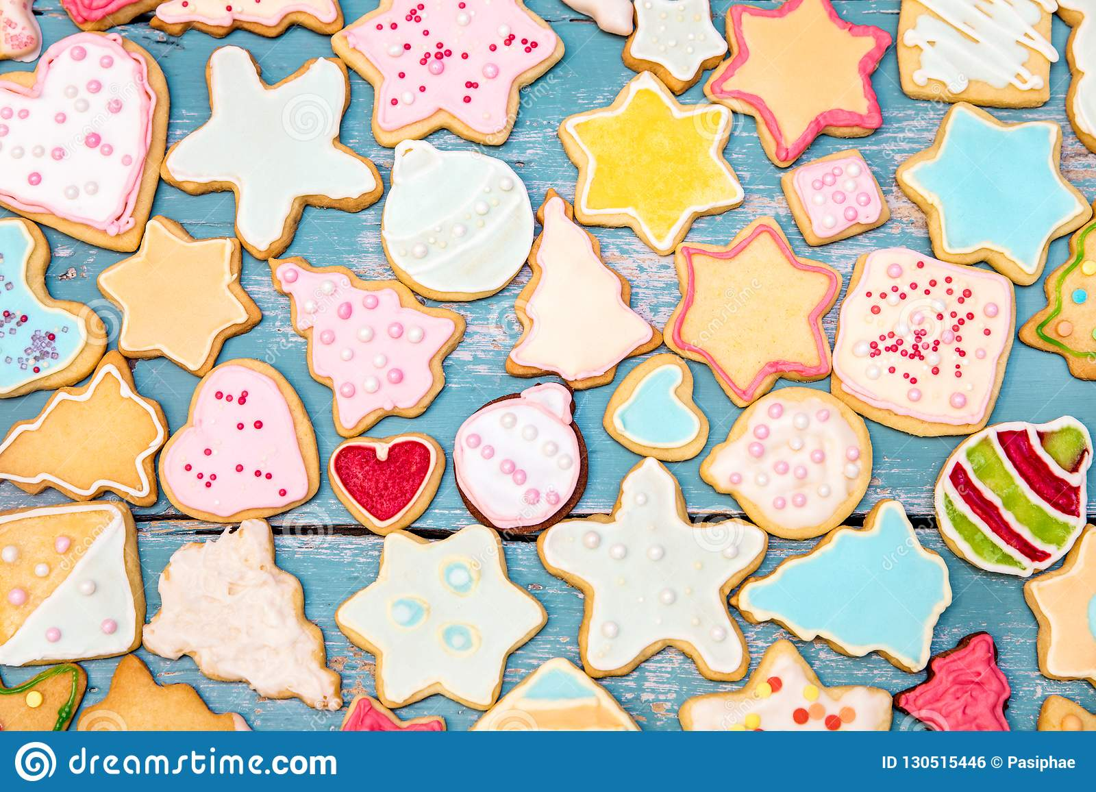 Christmas Cookie Frosting.Christmas Cookies With Frosting And Royal Icing Christmas
