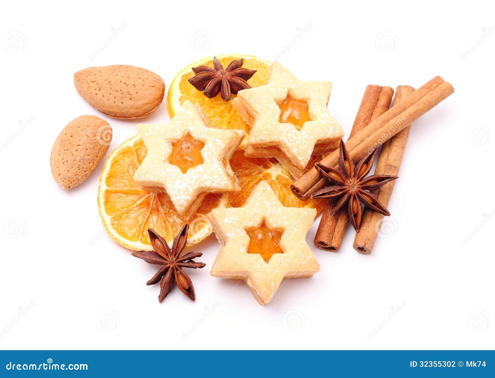 Christmas Cookies Stock Photo Image Of Ingredient Nobody 32355302