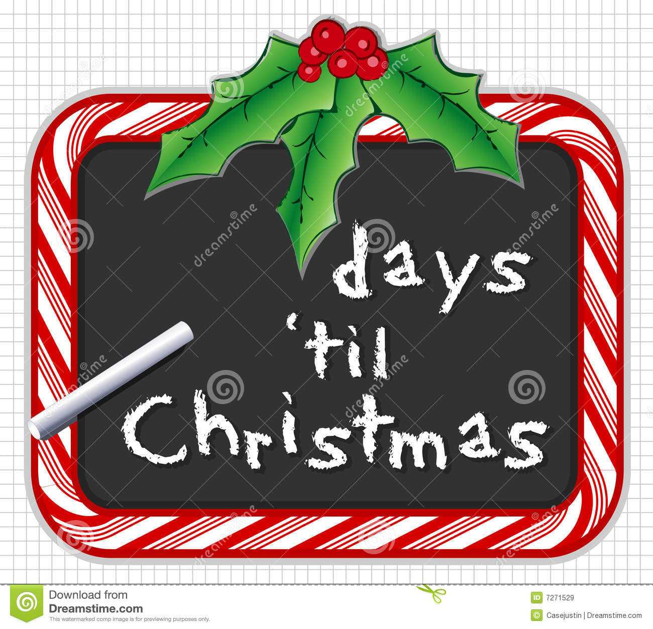 days till christmas countdown