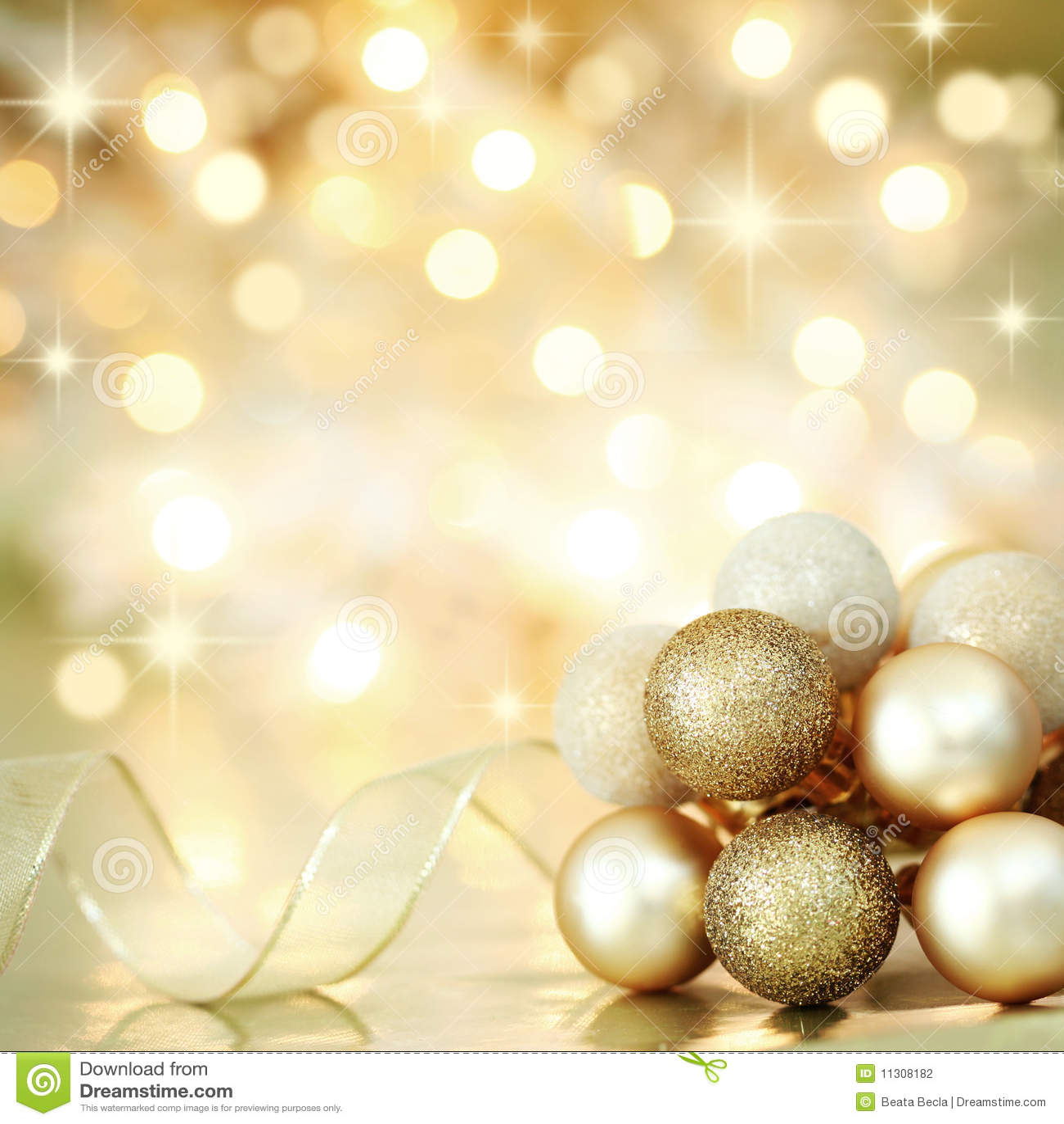 Christmas Decoration Stock Photo Image Of Christmas 11308182