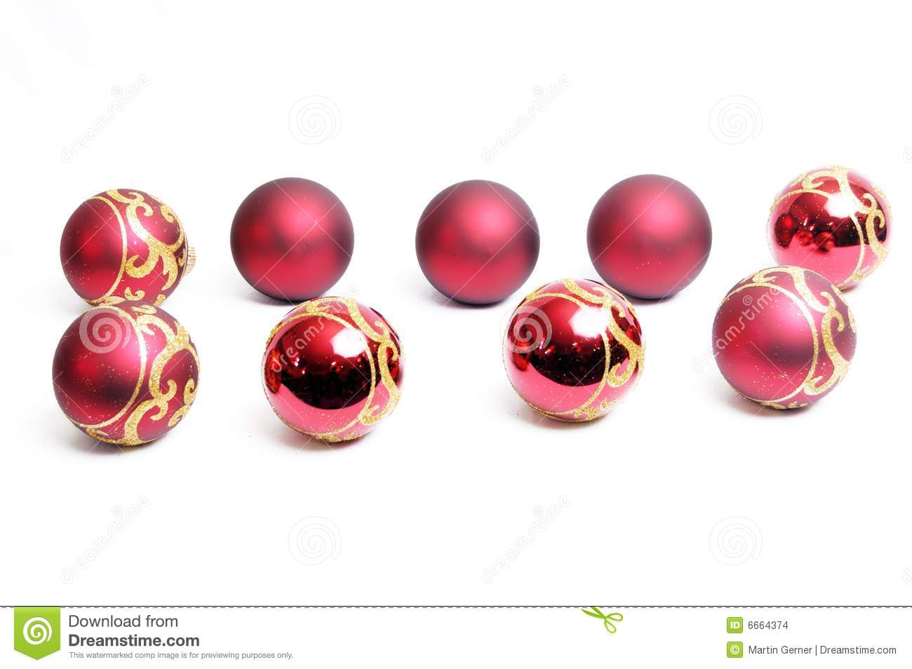 Christmas Decoration Stock Photo Image Of Winter December