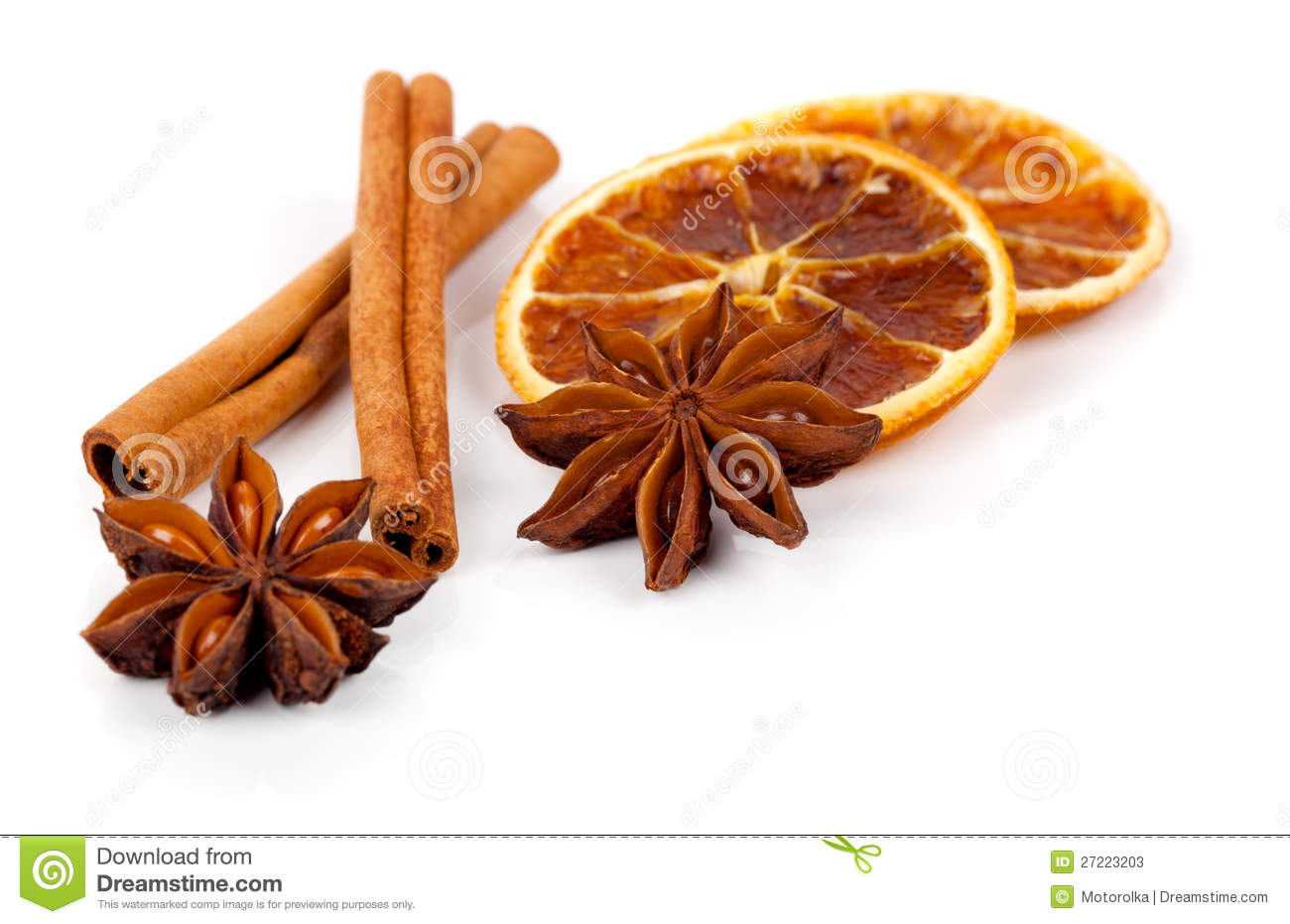 #B74B08 Christmas Decoration Of Anise Orange And Cinnamon Stock  5283 decoration table noel orange 1300x931 px @ aertt.com