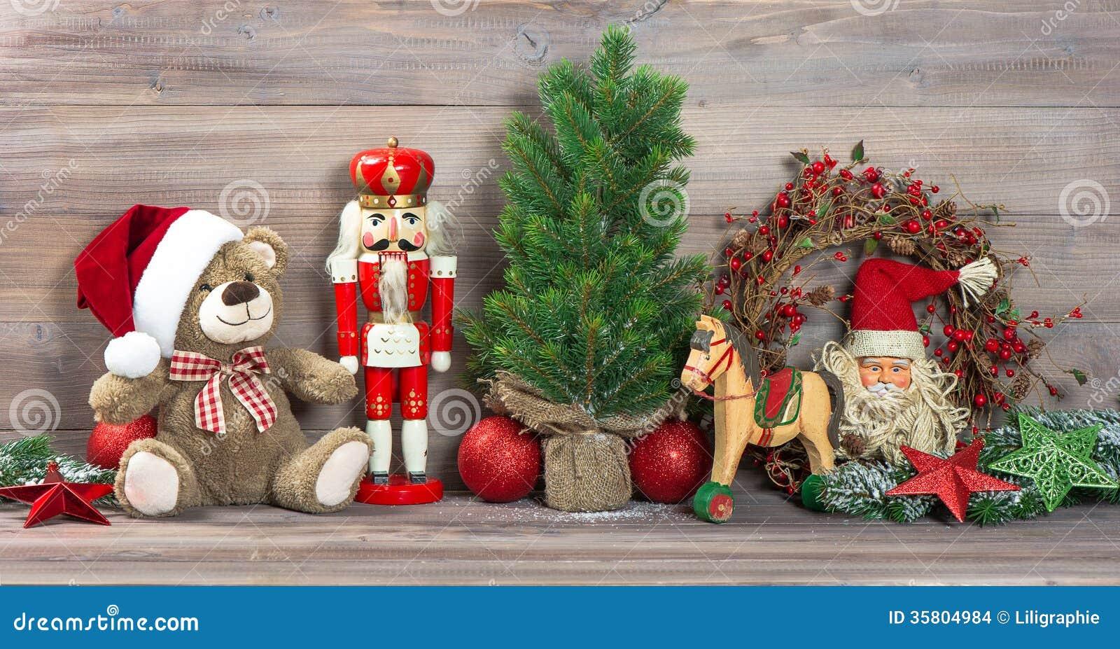christmas horse wreath