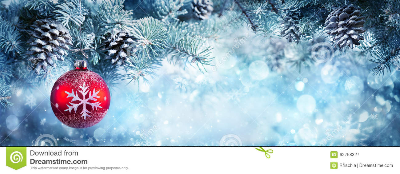 Christmas Decoration For Banner