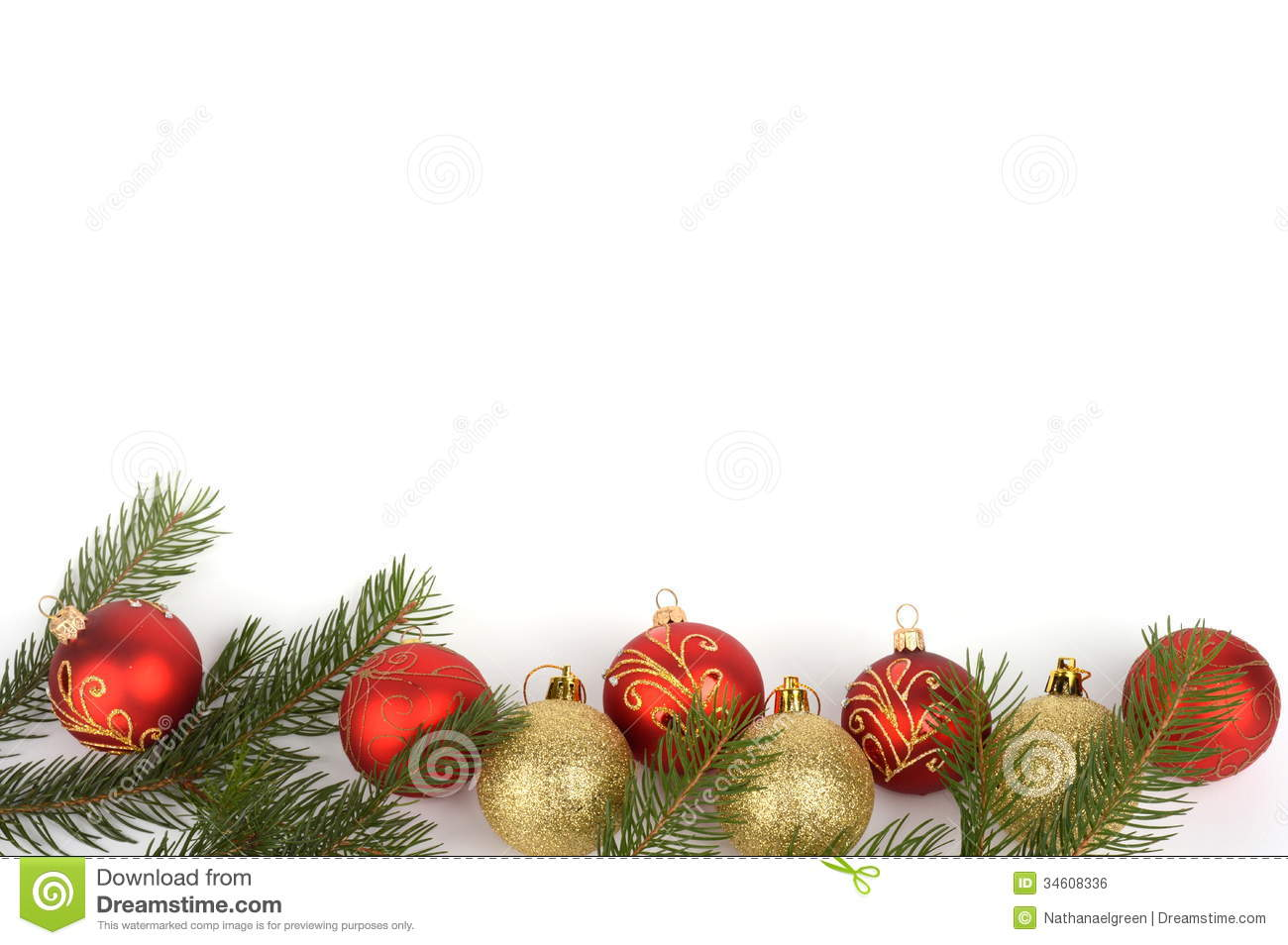 Christmas decoration stock photo image of copyspace for Background decoration images
