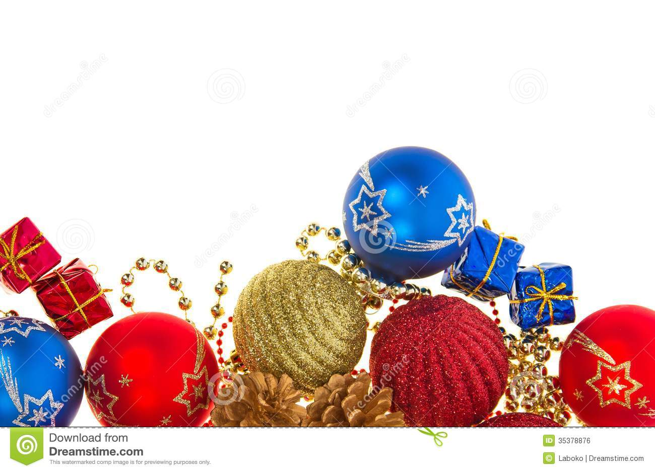 Christmas decoration stock photo image of christmas for Background decoration