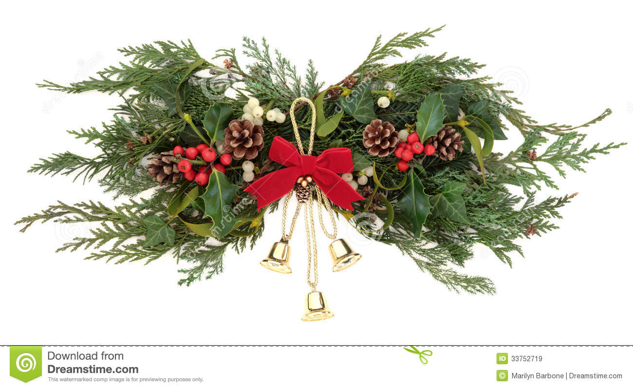 christmas decoration - Mistletoe Christmas Decoration