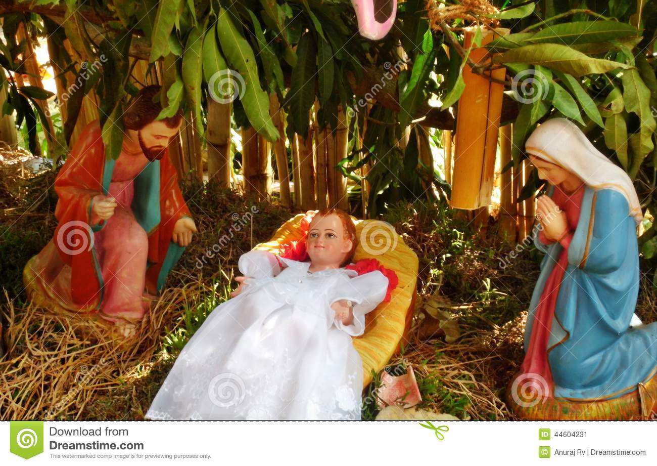 download christmas decoration pulkoodu kerala editorial photo image of jesus december 44604231 - Jesus Christmas Decorations