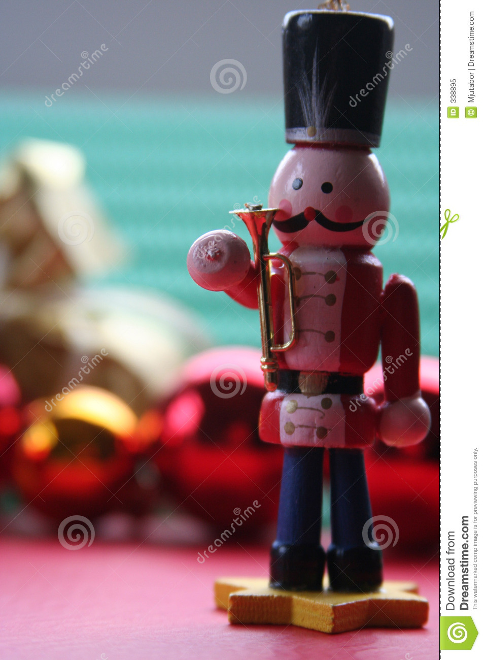 download christmas decoration toy soldier stock image image of antique wooden 338895